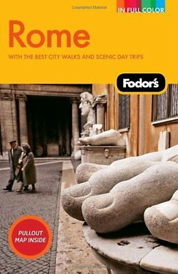 Fodors Rome, 7th Edition (Full-color Travel Guide