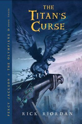 The Titans Curse (Percy Jackson and the Olympians