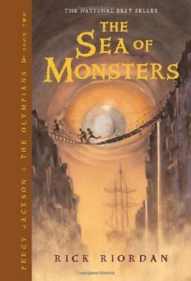 The Sea of Monsters (Percy Jackson and the Olympia