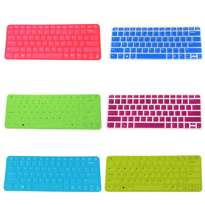 Anti Dust Silicone Skin Keypad Protector Decal for Dell V5460 14inch Laptop
