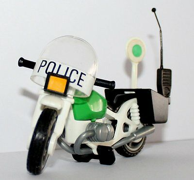 playmobil police motorrad polizeimotorrad polizei aus 9007. Black Bedroom Furniture Sets. Home Design Ideas