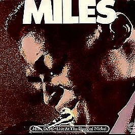 Miles Davis - Live At The Plugged Nickel - CBS - 1982 #742644