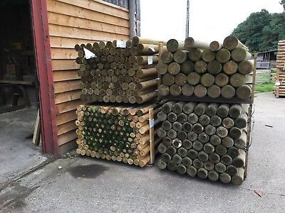 Jump Poles   88mm to 200mm 3.6m