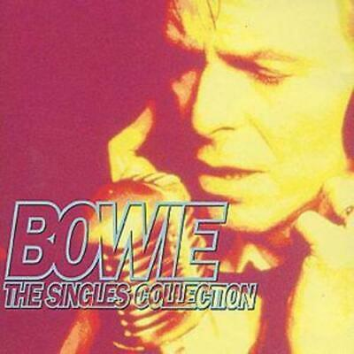 David Bowie : The Singles Collection CD 2 discs (1993) FREE Shipping, Save £s