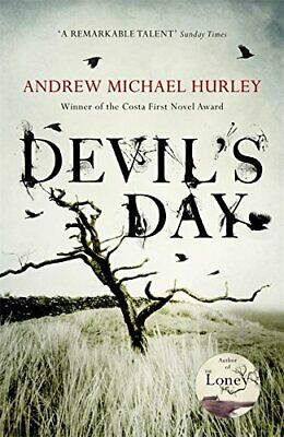 Devil's Day: From the Costa winning and bestselling a... by Hurley, Andrew Micha