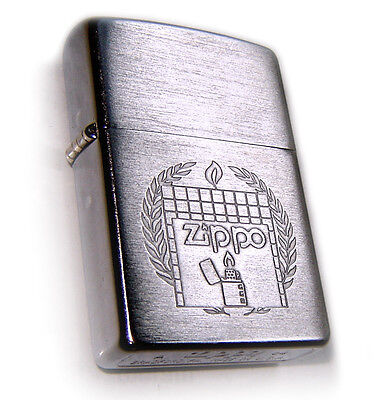 ZIPPO Beautiful CASE - FLAME & GLORY Engraved LIMITED Collectible FUNNY PRICE !!