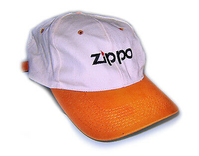 ZIPPO ZiPPO EMBROIDED FLAME LOGO HAT OFFICIAL Licensed Product VERY RARE!