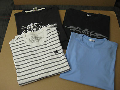 Lot of 4 Men's Shirts_Size Large