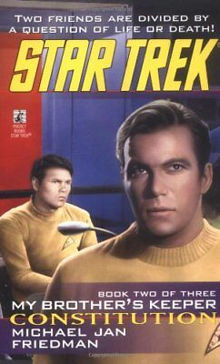 Constitution (Star Trek: My Brothers Keeper, Book