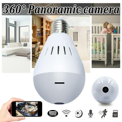 1080P Hidden Wifi Pet Baby Monitor Two Way Audio Night Vision Security IP Camera