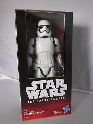 Star Wars THE FORCE AWAKENS STORMTROOPER  ca.15cm NEU & OVP  B3950