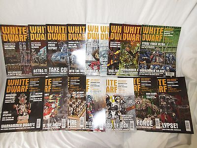White Dwarf Magazine Citadel Minatures Issue 1 to 17 weekly Without number 14