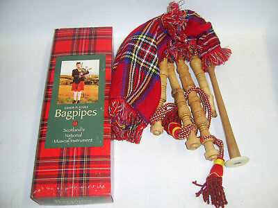 Junior Playable Bagpipes - B0Xed