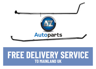 NEW Toyota Aygo Citroen C1 Peugeot 107 1.0 05 Onwards Centre Exhaust Pipe