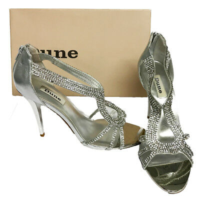 Dune High Heels Size 6 UK Pre-owned