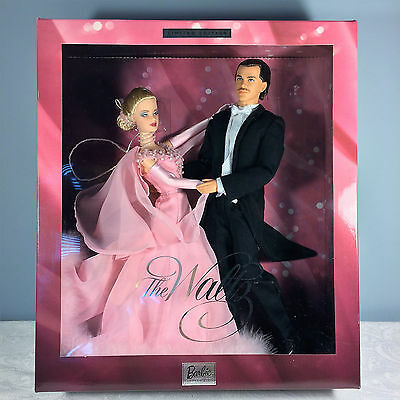 2003 The Waltz Barbie and Ken Giftset - Limited Edition - NRFB