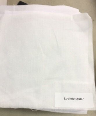 """7"""" by 7""""  STRETCH MASTER CUTAWAY Embroidery Backing"""