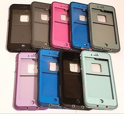 new style ae92f 91f2c LIFEPROOF FRE SERIES Case Waterproof For iPhone 8 Plus & iPhone 7 Plus -  colors
