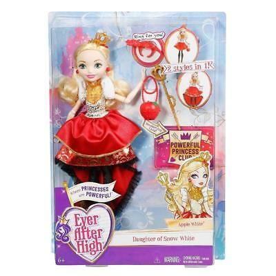 Ever After High Apple White Powerful Princess Fashion Doll Toy