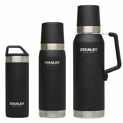 STANLEY Isolierkanne Master Series - Isolierflasche Thermo Flasche Thermo Kanne