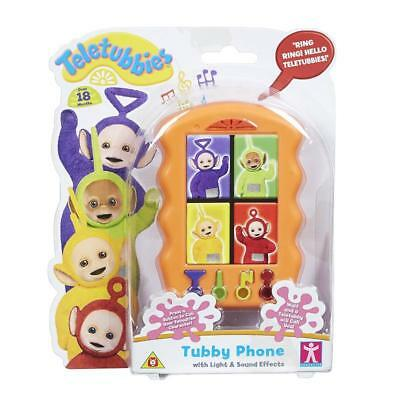 Teletubbies Tubby Phone With Light & Sound Effects 18M+ Toy