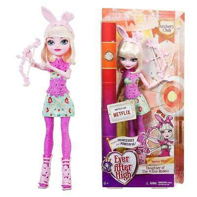 Ever After High Bunny Blanc Archery Princess Fashion Doll Toy