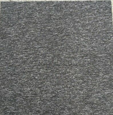 1000's of New Bitumen Backed High Quality Dark & Light Grey Speckled Carpet Tile