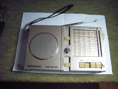 grundig yacht boy 400 manual