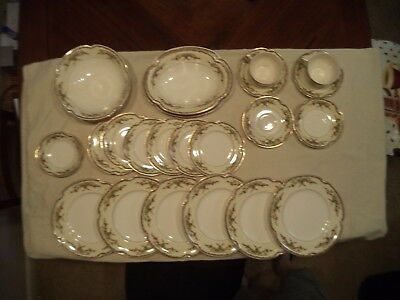 Johnson Brothers Pareek Riviera China (22 Pieces)