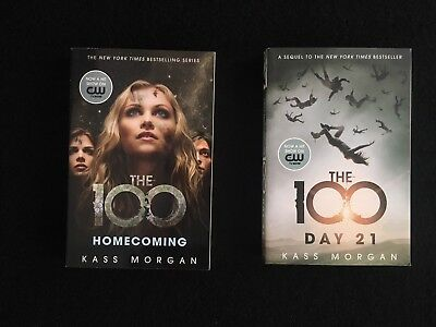 The 100- Homecoming & The 100 -Day 21 -2 BOOK SET