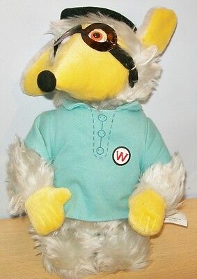 WOMBLES Soft Toy VGC - made by ACE for Fun Fairs 2003