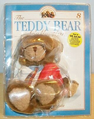 The TEDDY BEAR Collection no.8 'DONALD THE DOCTOR' MIP