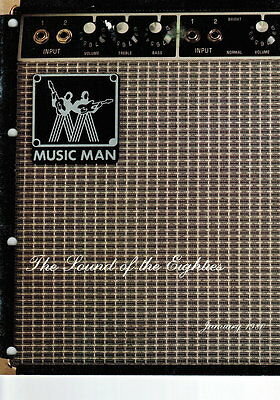 Music Man (Leo Fender). Vintage catalog. Guitars, Basses, Amps