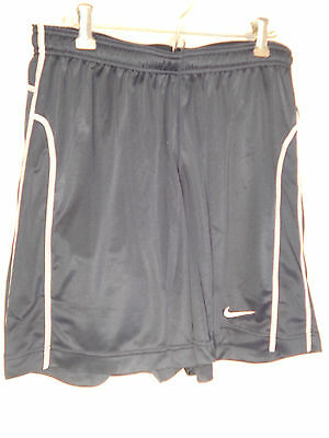 Nike Dri-Fit  Shorts, Men's XL, Blue with white, NWT, lined, Polyester