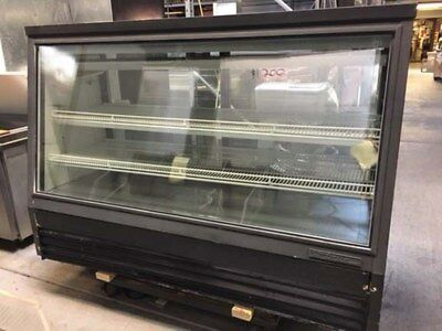 True Single-Duty Refrigerated Deli Case  TSID-72-2