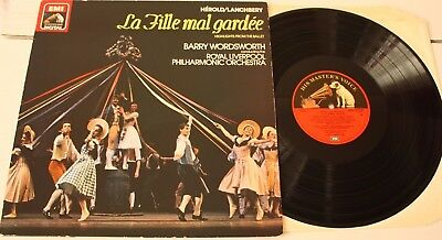 Asd 1077701 Digital Herold / Lanchbery La Fille Mal Gardee  Wordsworth Nm