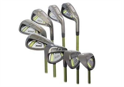 Forgan Golf Iwd2 Stainless Steel Iron Set 4-Sw Head Only For Club Maker Lh