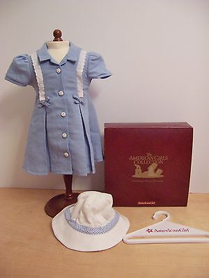 American Girl MOLLY ROUTE 66 OUTFIT NEW IN BOX