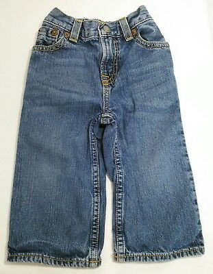 Polo Ralph Lauren Toddlers Blue Jeans Size 18 Months