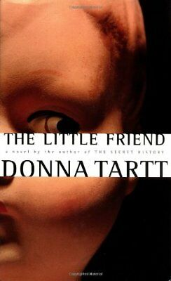 The Little Friend by Tartt, Donna Book The Cheap Fast Free Post
