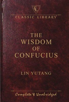 Wisdom of Confucius (Classic Library) Book The Cheap Fast Free Post