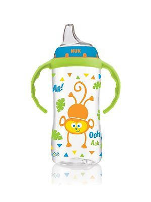 NUK Jungle Designs Large Learner Cup in Patterns Boy 10-Ounce