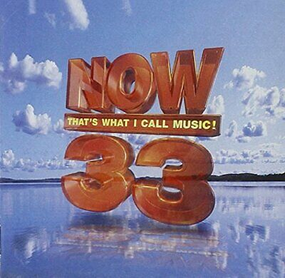 Various Artists - Now That's What I Call Music! 33 - Various Artists CD QYVG The