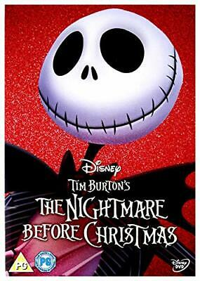 The Nightmare Before Christmas [1994] [DVD] - DVD  T5VG The Cheap Fast Free Post