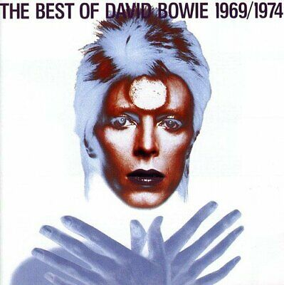 David Bowie - The Best Of David Bowie 1969/1974 - David Bowie CD NMVG The Cheap