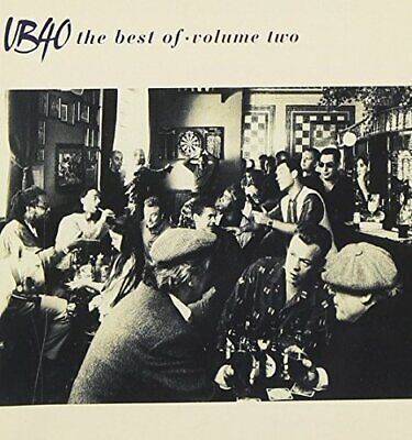 Ub40 - The Best of UB40 : Volume 2 - Ub40 CD DIVG The Cheap Fast Free Post The
