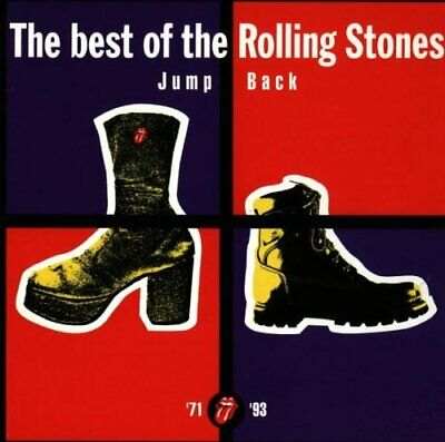 Rolling Stones - Jump Back - Best of '71-'93 - Rolling Stones CD R0VG The Cheap