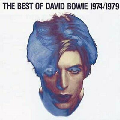 The Best Of David Bowie 1974-79 -  CD NPVG The Cheap Fast Free Post The Cheap