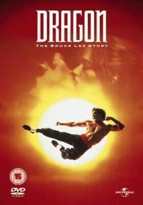 Dragon - The Bruce Lee Story [DVD] [1993] - DVD  P7VG The Cheap Fast Free Post