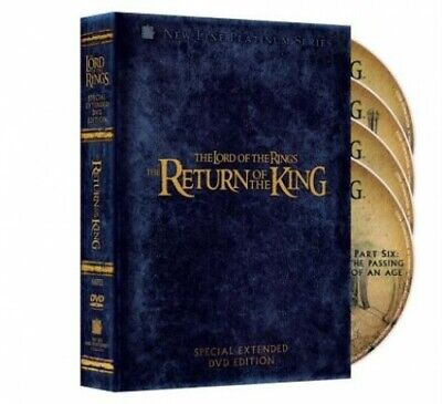The Lord of the Rings: The Return of the King (Special Extended D... - DVD  FYVG